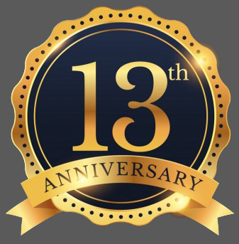 This is my 13th Anniversary as a Real Estate Associate